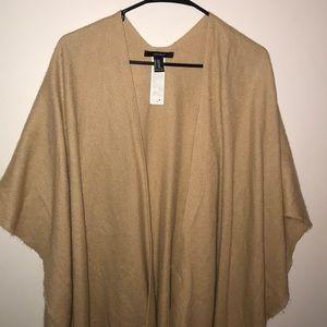 Long cardigan/kimono